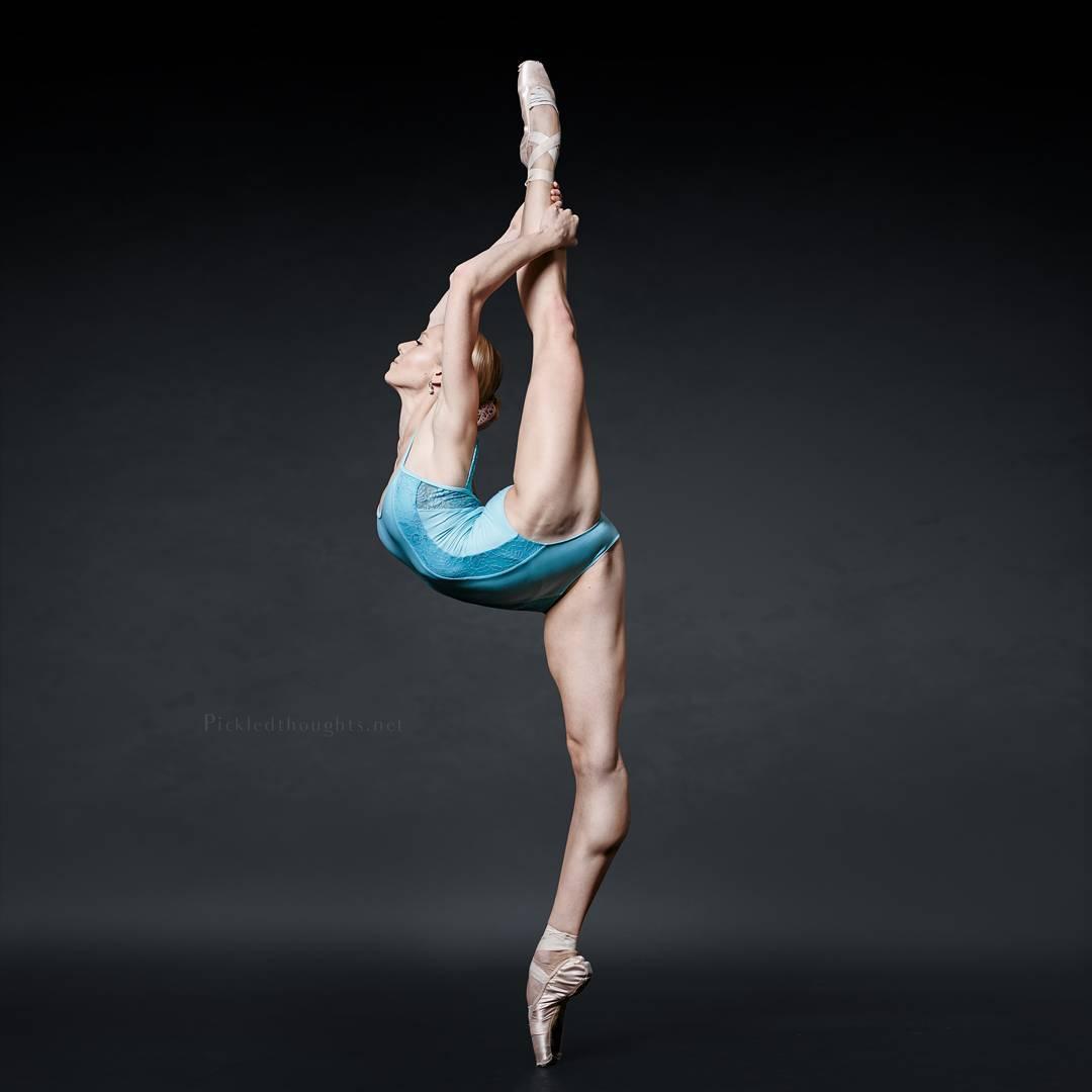 Фотогалерея голых балерин — photo 6