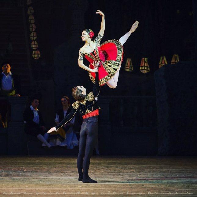 Maria Alexandrova and Vladislav Lantratov