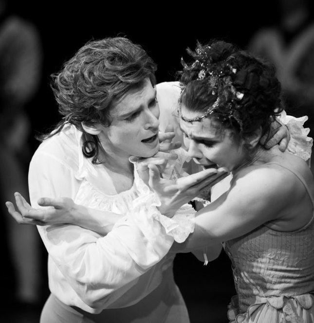 Natalia Osipov and Vladmir Shklyarov