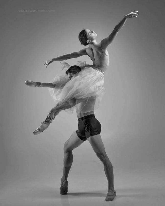 Natasha Kusch and Daniel Barba Nápoles