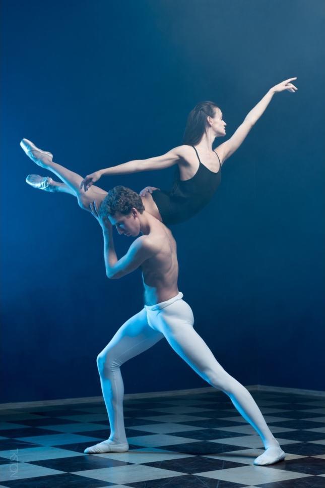 Maria Dmitrienko and Konstantin Tkatchuk